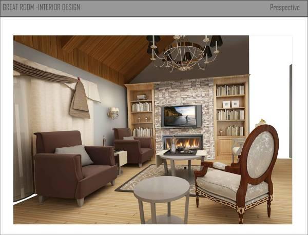 Image Great Room Interior De... (2)