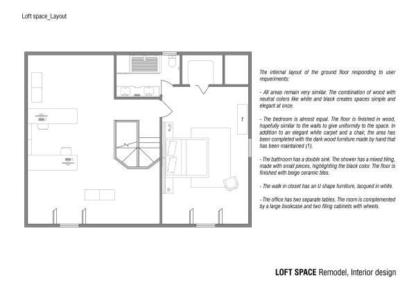 Image Remodel log home loft ... (1)