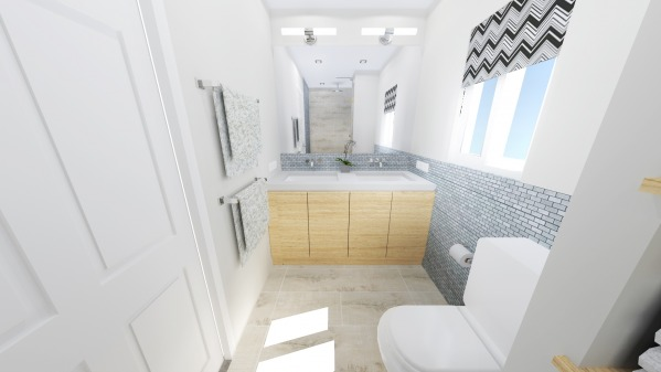 Image Small Master Bathroom ...