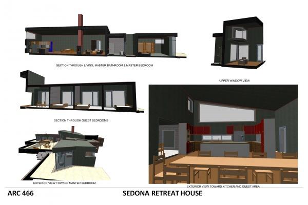 Image Sedona Main House Retreat (1)