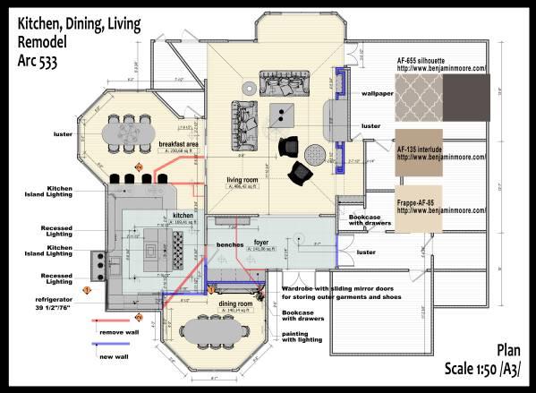 Image Kitchen, Dining, Livin... (2)