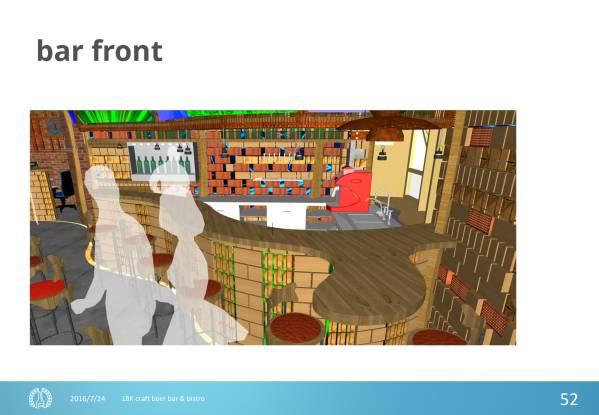 Image bar area
