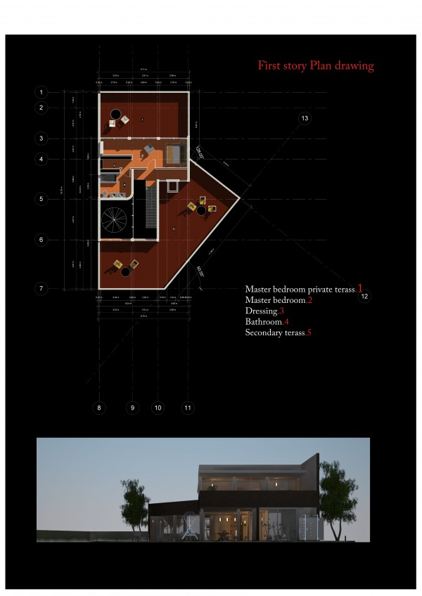 Image First floor plan drawi...