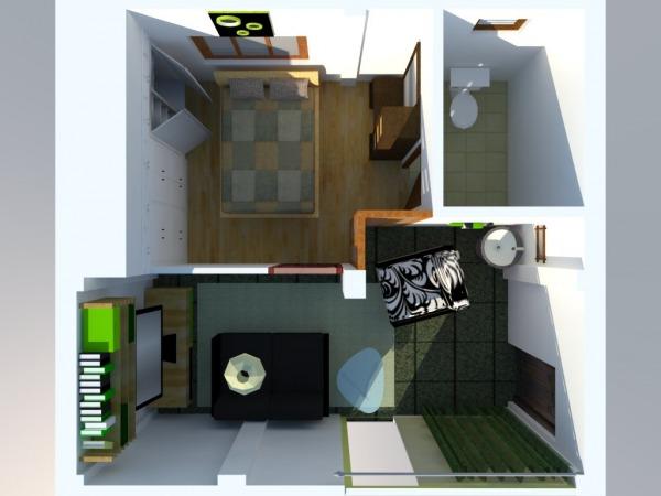 Interior Plan which wa...