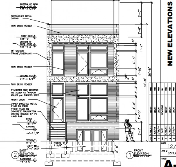 Image Planned facade--use fo...