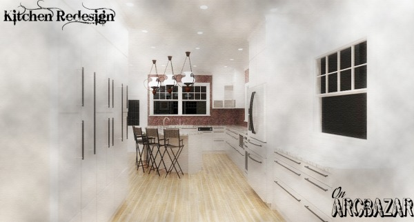 Image Kitchen redesign