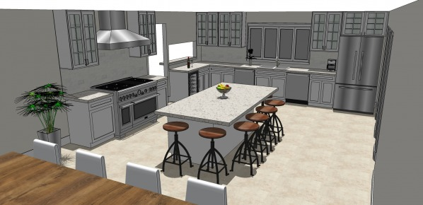 Image John's Kitchen Renovation