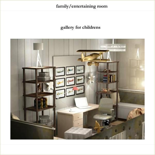 Image family/entertaining room