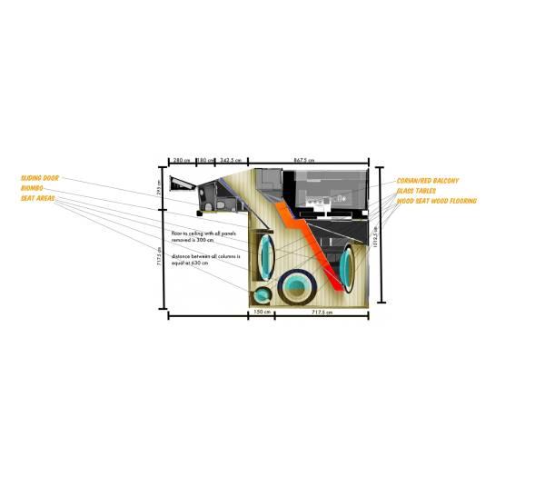 Image PLan/seat/table/balcon...