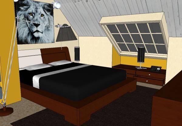 Image Bedroom / Ensuite Remodel
