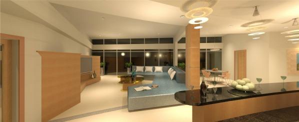 Image Vijay's living room