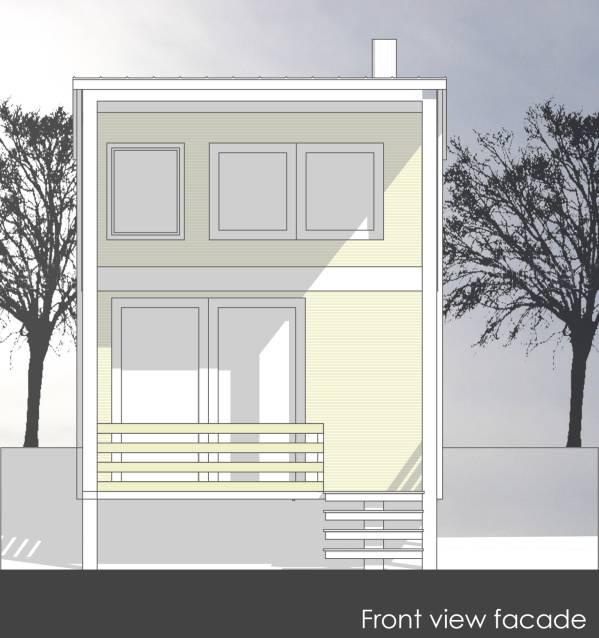 Image Fron view facade