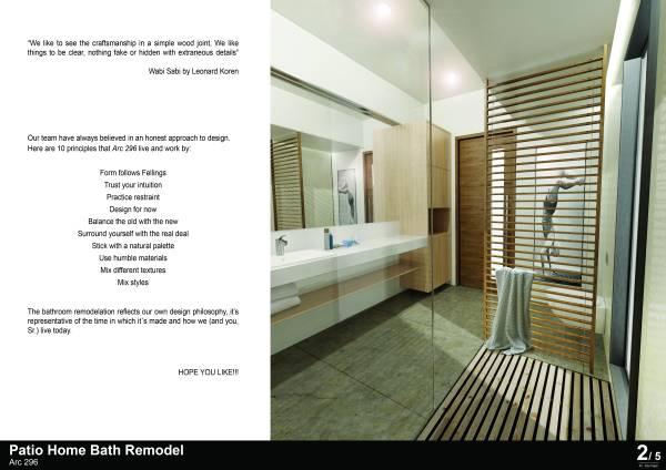 Image Panel 2 - View to pati...