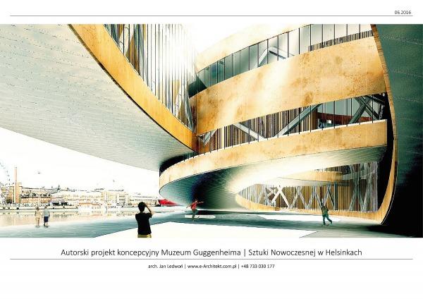 Image Guggenheim Helsinki co...