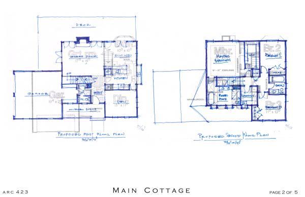 Image Maine Woodlot Cottage ... (1)