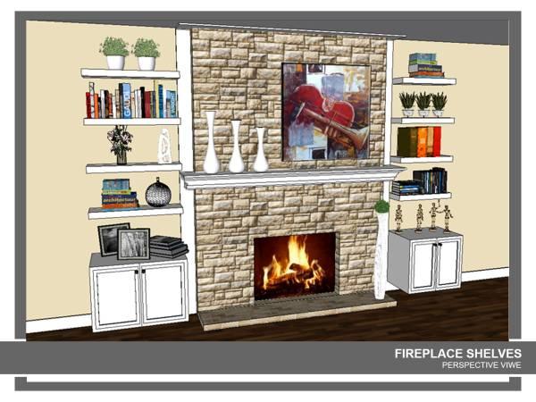 Image Custom shelves bracket... (1)