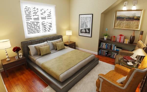 Image Master Bedroom Retreat