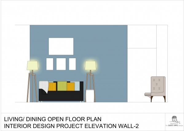 Image ELEVATION - WALL 2