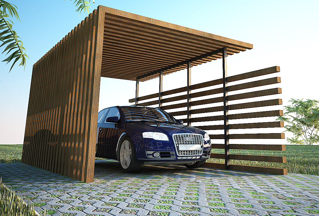 Design Carport Pdf Woodworking
