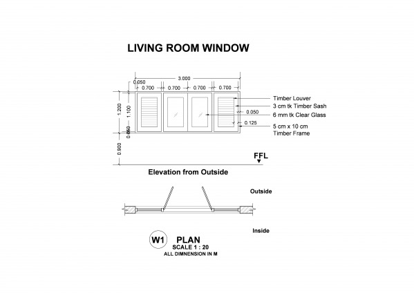 Image Window Detail - W1