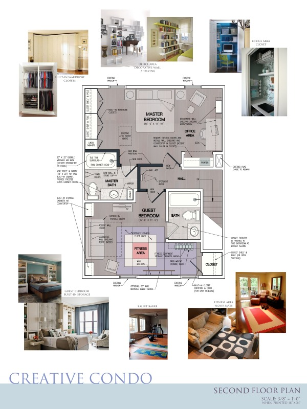 Image Second Floor Plan