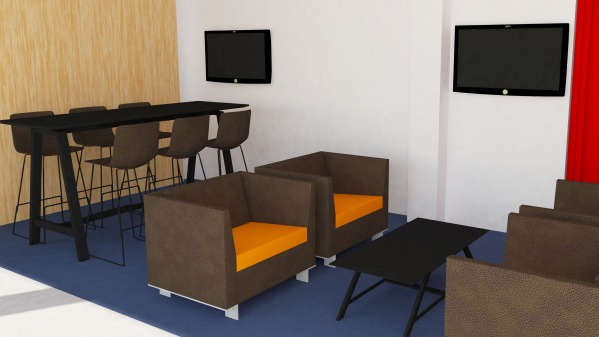 Image Block C- Lounge/ Brain...
