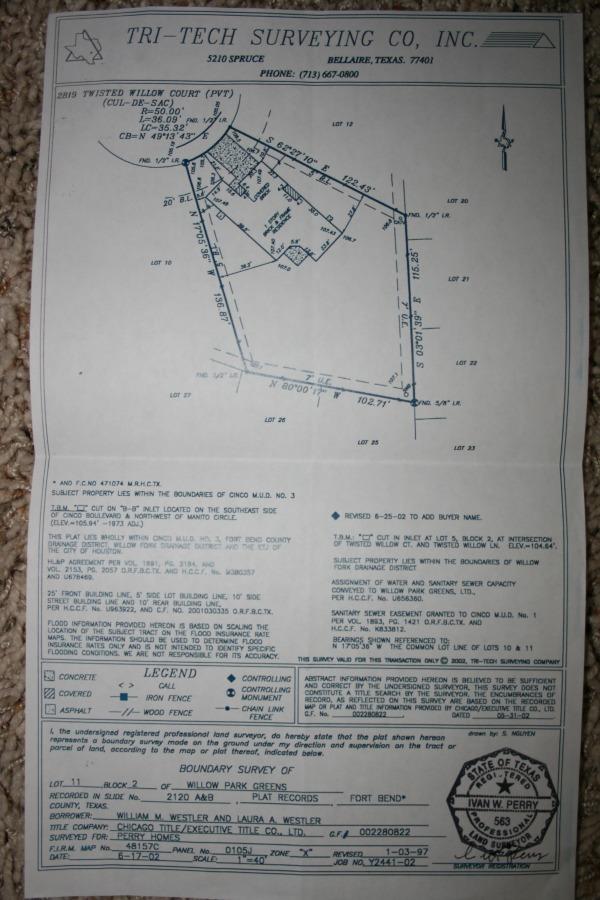 Image Original site plan of ...