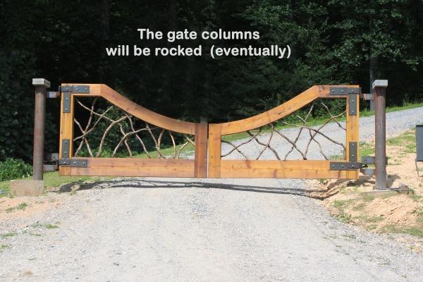 Image Driveway gate