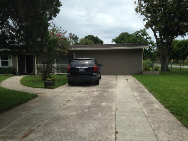 Image Driveway View