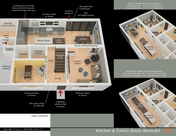 Image Kitchen & Family Room ... (1)