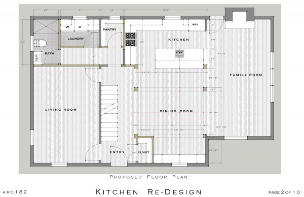 Image Kitchen and living spa... (1)