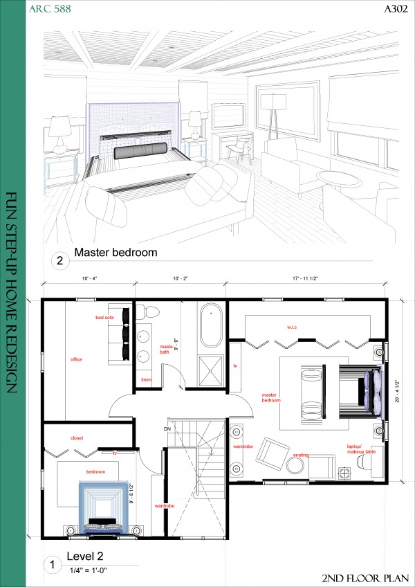 Image 2nd floor plan