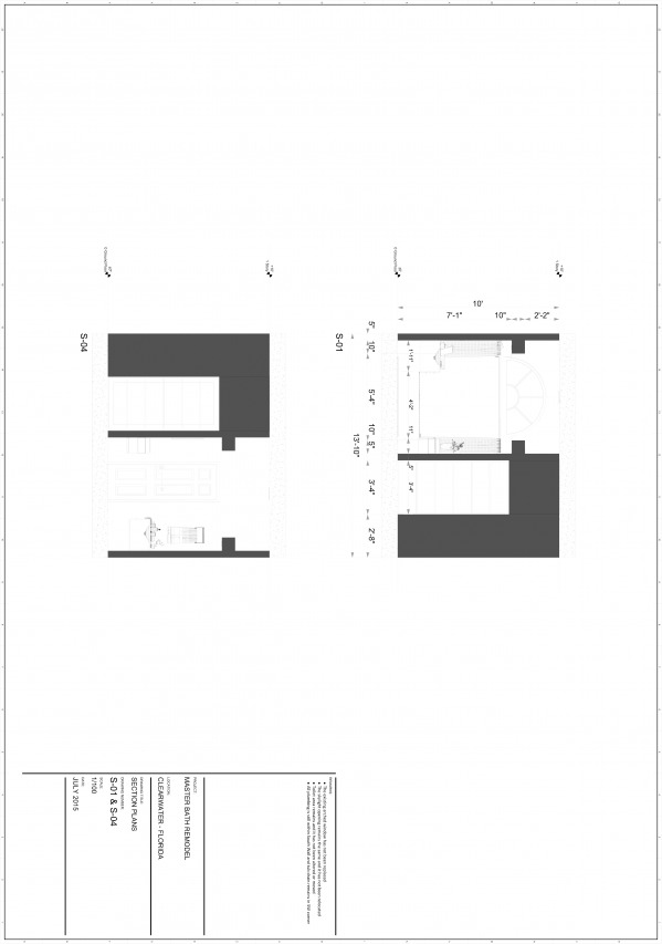 Image Section Plans