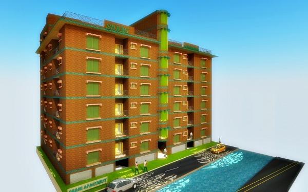 Image Shami Apartmentss, Pes...