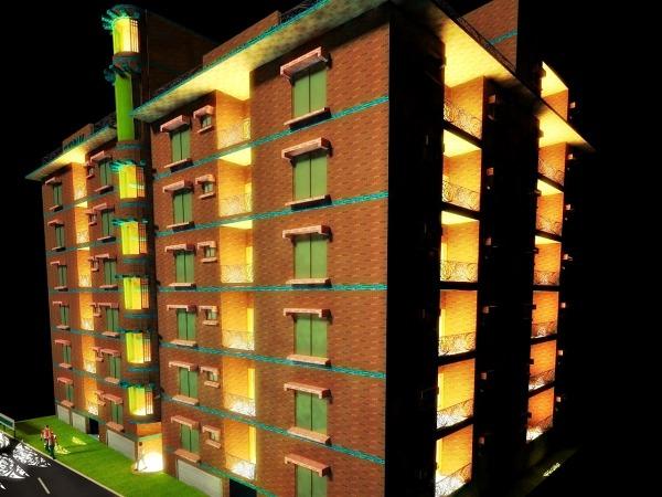 Image Shami Apartmentss, Pes... (1)