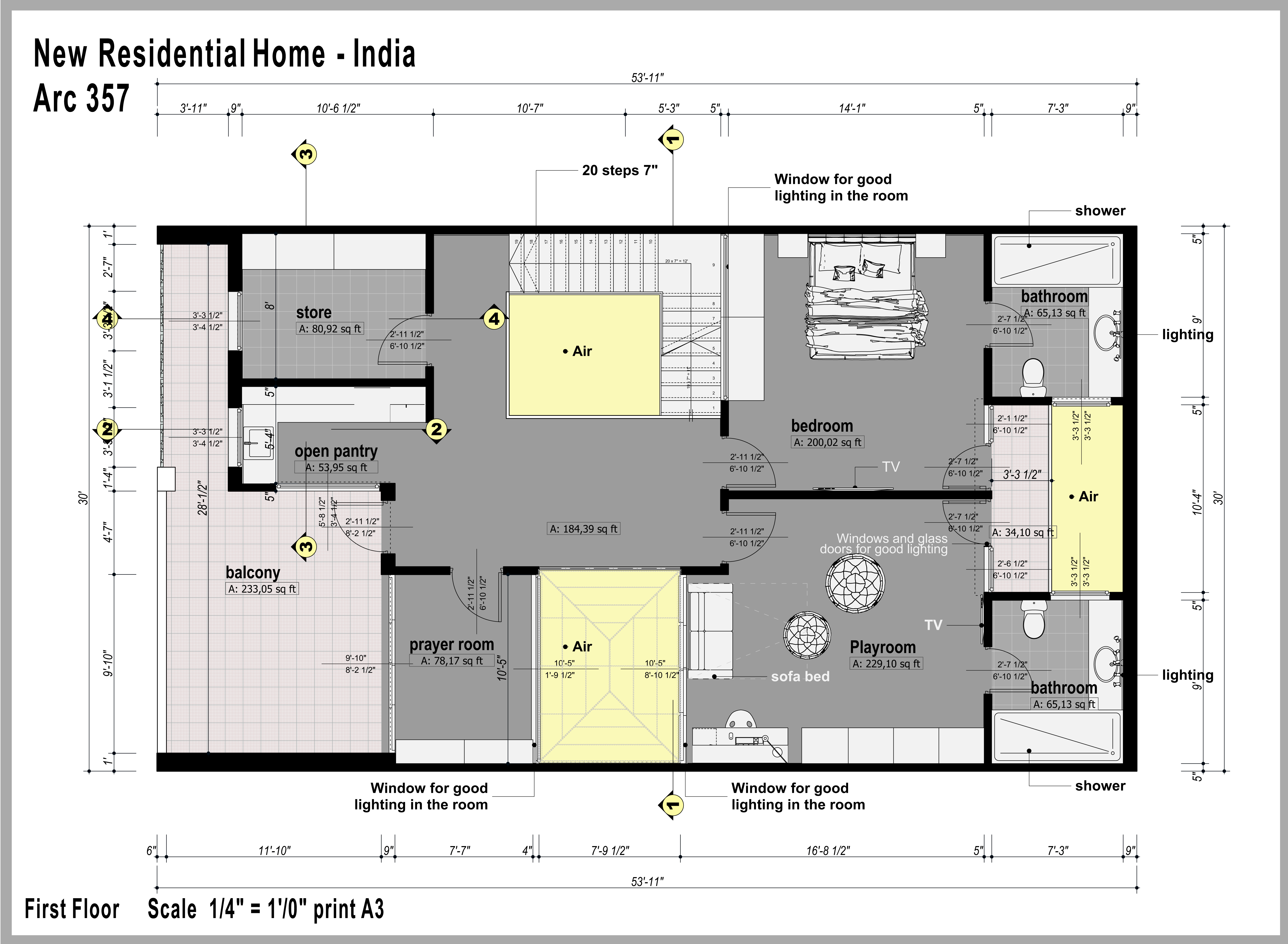 Multiple family homes design project designed by koleva for Architecture house design in punjab