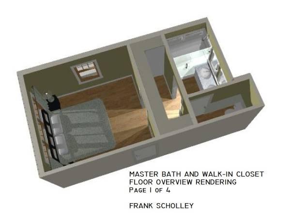 Image Master Bath and Walk-i...