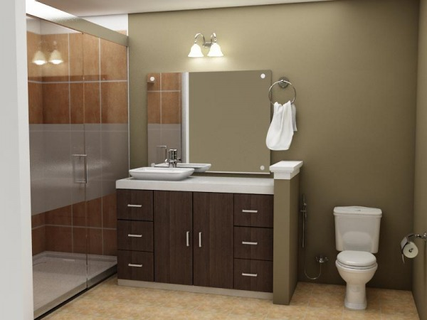 Image Hall Bath Design