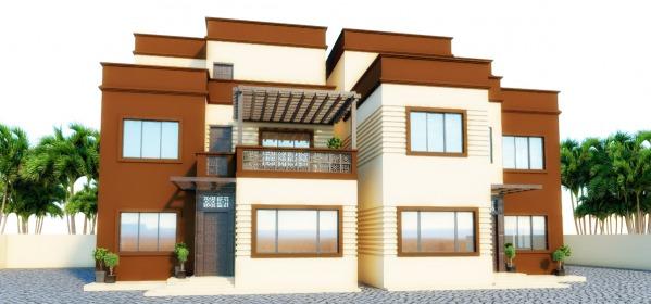 Image Villa design view 01