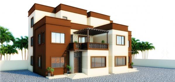 Image Villa design view 02