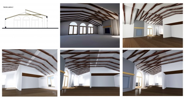 Image Wood ceiling beams (1)