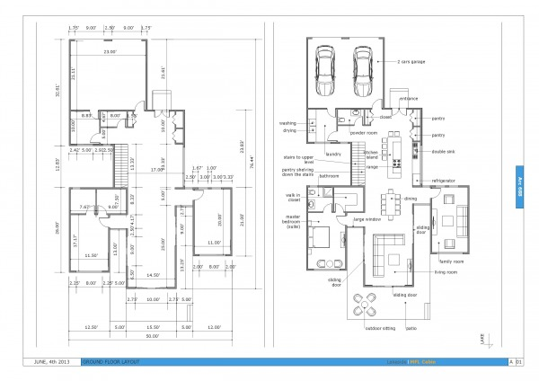 Image Ground Floor Layout