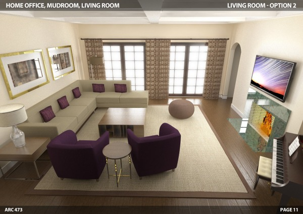 Image Living room - option 2
