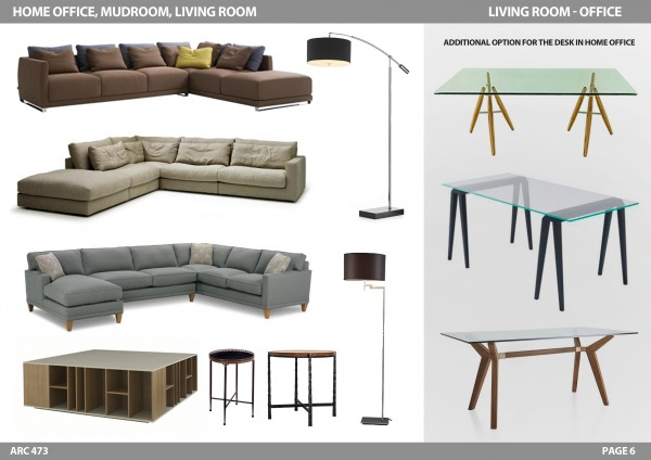 Image Living room - office p...