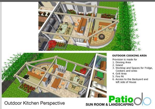 Image Patio - Sun room & Lan... (2)