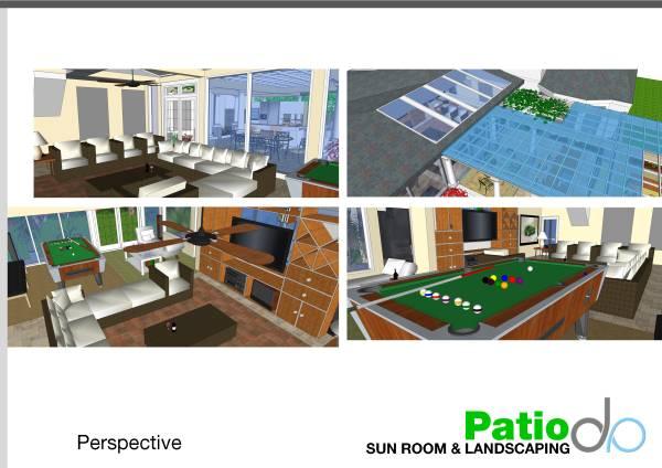 Image Patio - Sun room & Lan... (1)