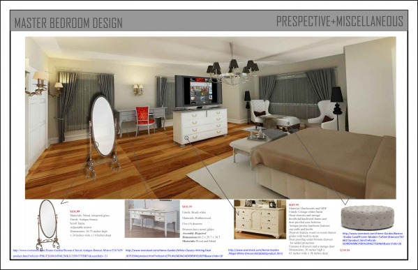 Image Master Bedroom Design (2)