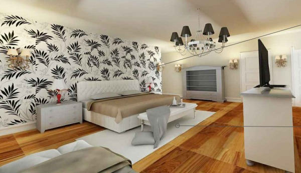 Image Master Bedroom Design