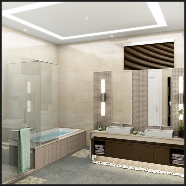 Bathroom Designed By Anonymous Master Bath Remodel Fort Lauderdale Us Arcbazar