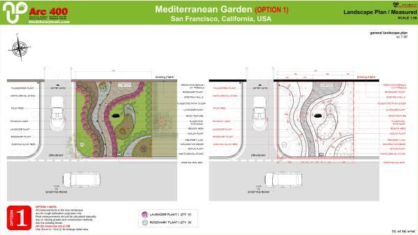 Image Mediterranean Garden (1)